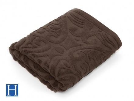 Полотенце для ванной 70х140 см Zelidzh brown