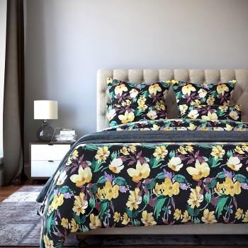 Комплект постельного белья Gwenn - Семейный Сатин Делюкс