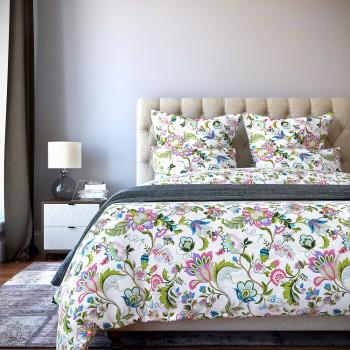 Комплект постельного белья Vivian - 2 спальный Сатин Делюкс
